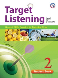 Target Listening with Dictation - Student Book 2