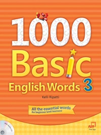 دانلود کتاب 1000 Basic English Words Complete